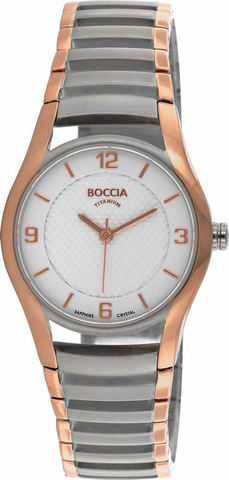 Купить Женские наручные часы Boccia Titanium 3229-03 по доступной цене