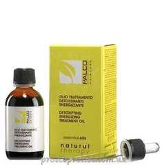 Palco Professional Essential Oils Energizing Treatment Oil - Концентрированная смесь для стимуляции роста волос