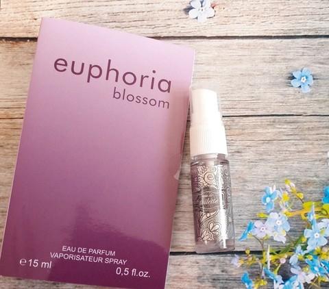 "Туалетная вода Копия C. KLEIN ""Euphoria Blossom"" 15 мл."