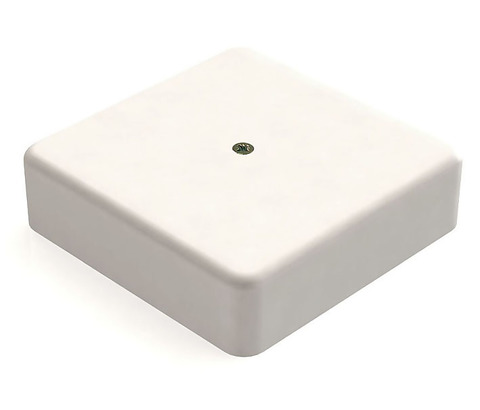 Коробка распаячная КР 100х100х29 ОП белая IP40 TDM
