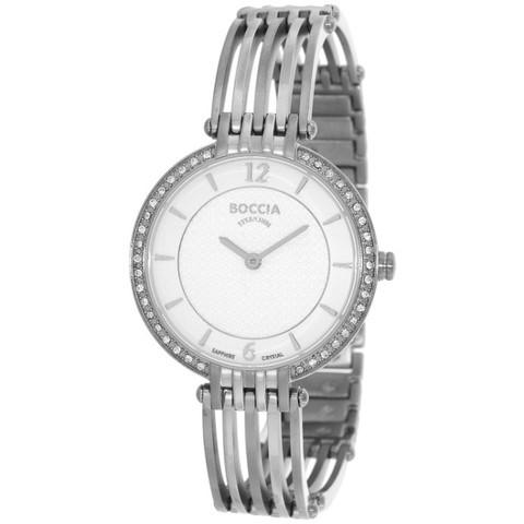 Купить Женские наручные часы Boccia Titanium 3230-01 по доступной цене