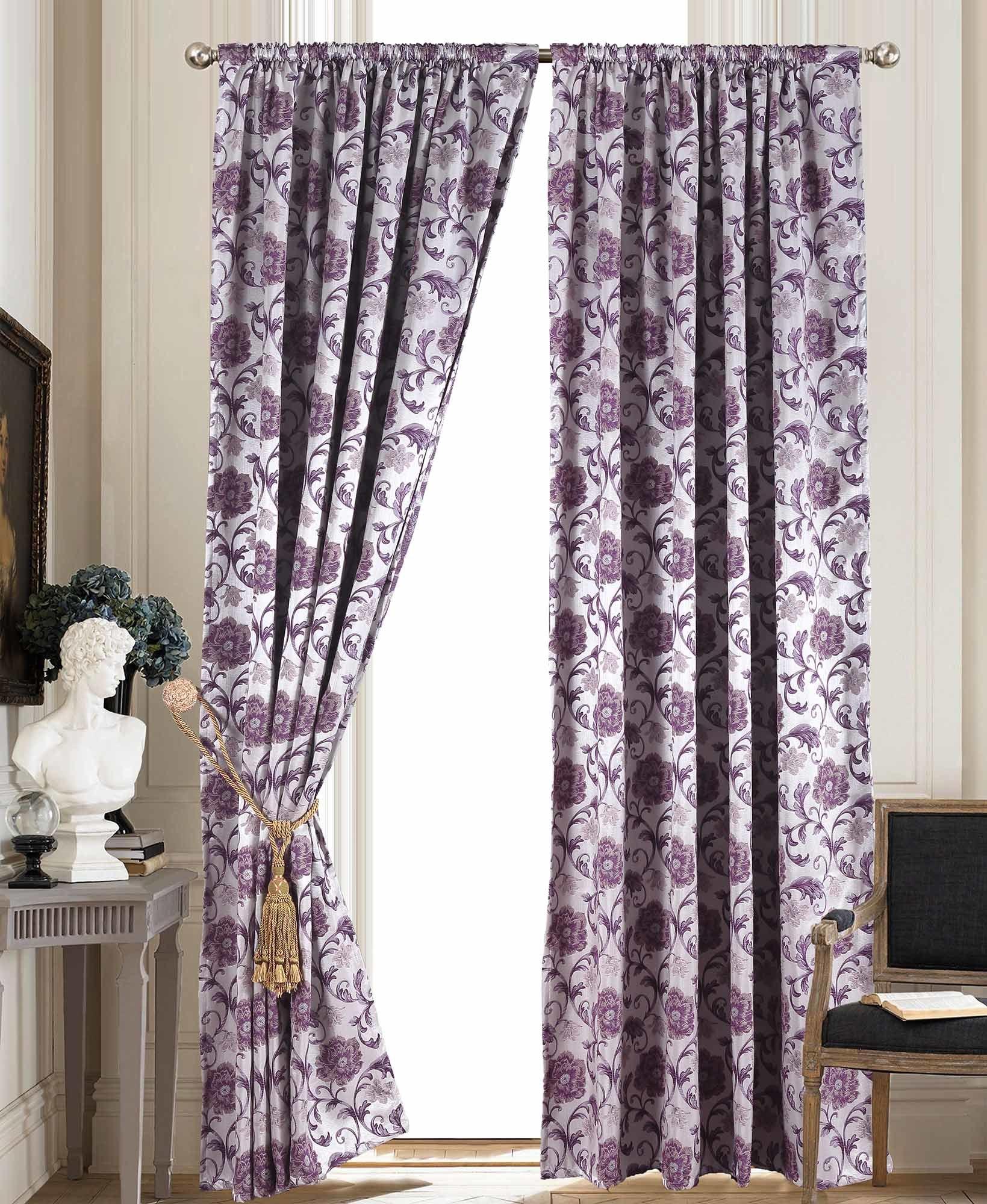 Готовая штора Violette