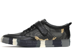 Кеды Мужские Philipp Plein Low-Top Street Warrior