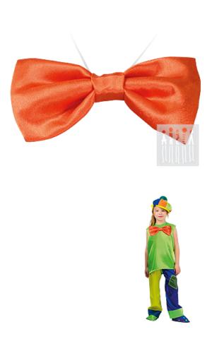 Фото Клоун Тяп - Ляп ( бант ) ( однотонный ) рисунок Цирковые костюмы для детей и взрослых от Мастерской Ангел. Вы можете купить готовый или заказать костюм для цирка по индивидуальному дизайну.