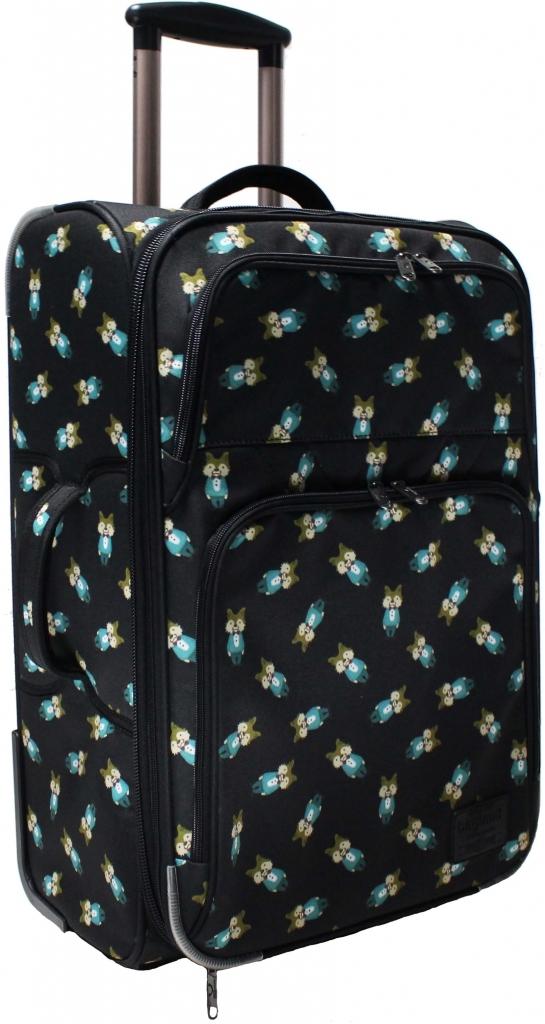 Дорожные чемоданы Чемодан Bagland Леон средний дизайн 51 л. сублимация (бурундуки) (0037666244) 772d8427f1b9ca01df4da70d99750459.JPG