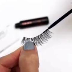 DUO Brush On Striplash Adhesive Dark Tone темный клей для накладных ресниц c кисточкой
