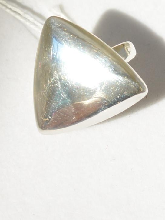 Треугольник  (кольцо из серебра)