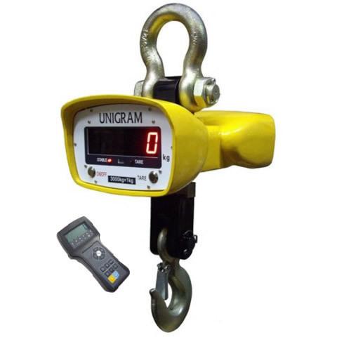 Весы крановые ПетВес КВ-5000К-М с ПДУ 280