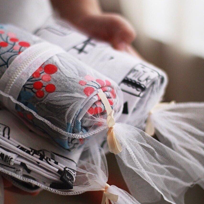 Утепленный спальный мешок Mjölk Барашки