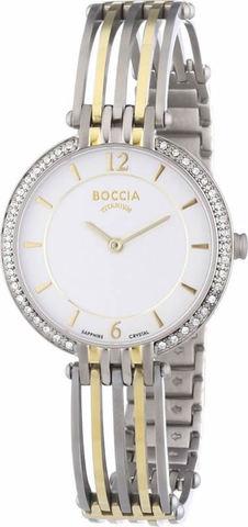 Купить Женские наручные часы Boccia Titanium 3230-02 по доступной цене