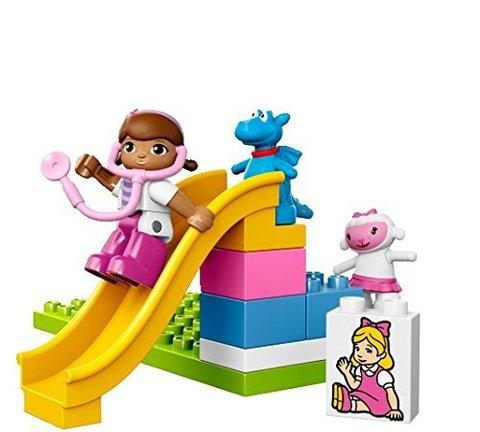 LEGO Duplo: Больница Доктора Плюшевой 10606 — Doc McStuffins Backyard Clinic — Лего Дупло