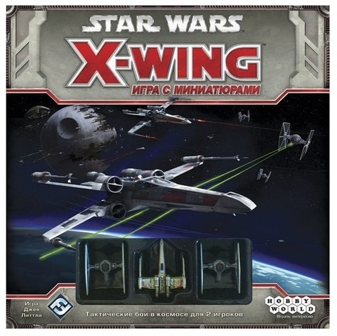 Star Wars. X-Wing. Базовая игра