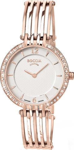 Купить Женские наручные часы Boccia Titanium 3230-03 по доступной цене