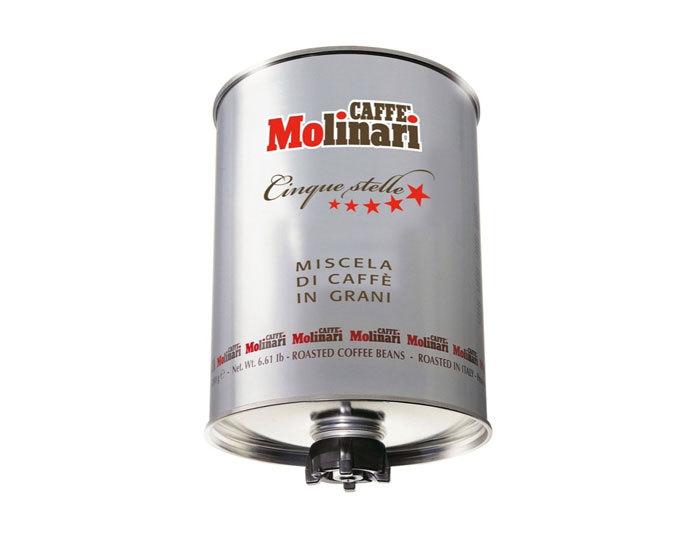 Кофе в зернах Molinari CINQUE STELLE, 3 кг