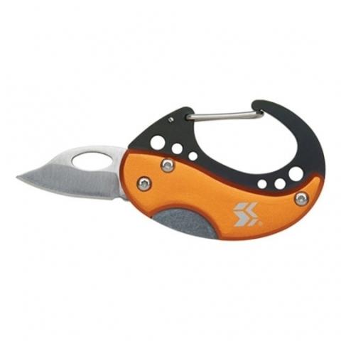 Складной нож Swiss Tech Carabiner Knife