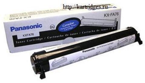Картридж PANASONIC KX-FA76A