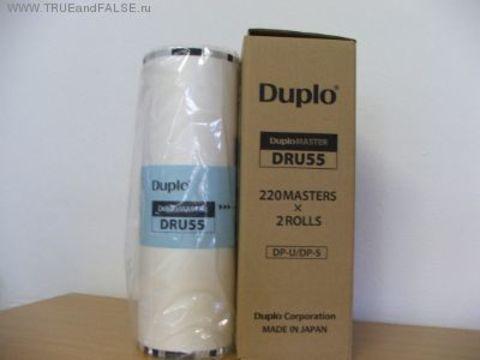 Мастер пленка Duplo DRU-555 (DRU555) для S/U550, J450. DUP90109_1