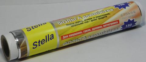 Фольга алюминиева 28см 9 мкм ТМ