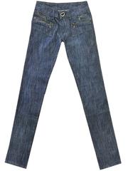 5582 джинсы женские, синие