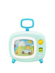 Smoby Телевизор музыкальный голубой (211316-1)