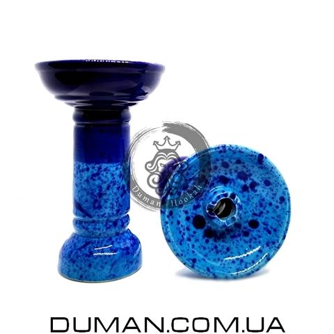 Чаша GrynBowls для кальяна  Marvel Blue-Dark Blue