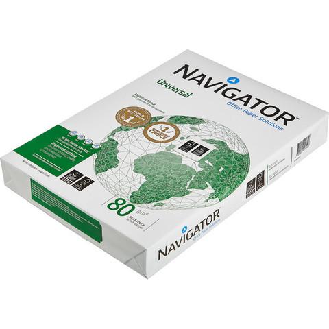 Бумага для ОфТех Navigator Universal (А3, 80 г/м, 169 % CIE) пачка 500 л.