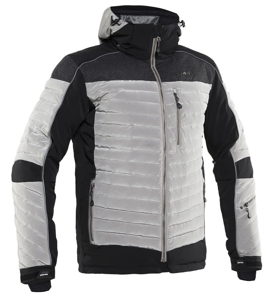 Мужская горнолыжная куртка 8848 Altitude TERBIUM NOUGAT (792460)