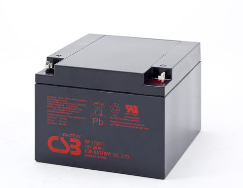 Аккумулятор SCB 12260   26А/ч