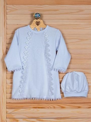 Крестильная рубашка Чудо белая
