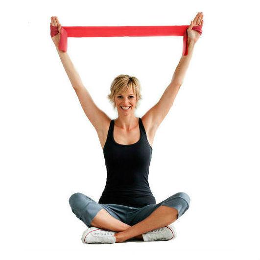 Эластичные ленты и эспандеры для фитнеса Эластичная фитнес-лента Суперэластик, нагрузка до 4,6 кг fd955e9ae0184340a8d00afdb851e9f6.jpg