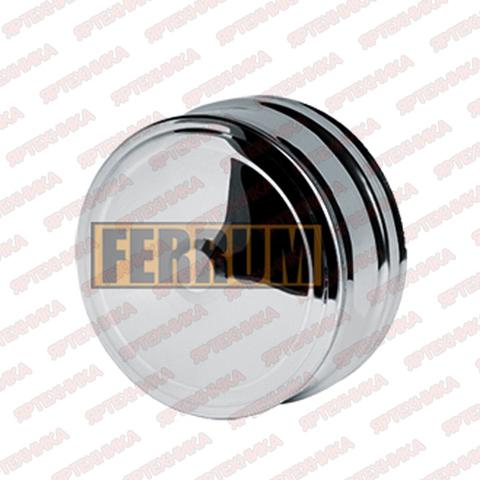 Заглушка внутренняя d115мм (430/ 0,5мм) Ferrum