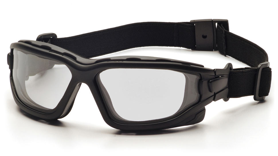 Очки баллистические тактические Pyramex I-Force Slim VGSB7010SDNT Anti-fog прозрачные 96%