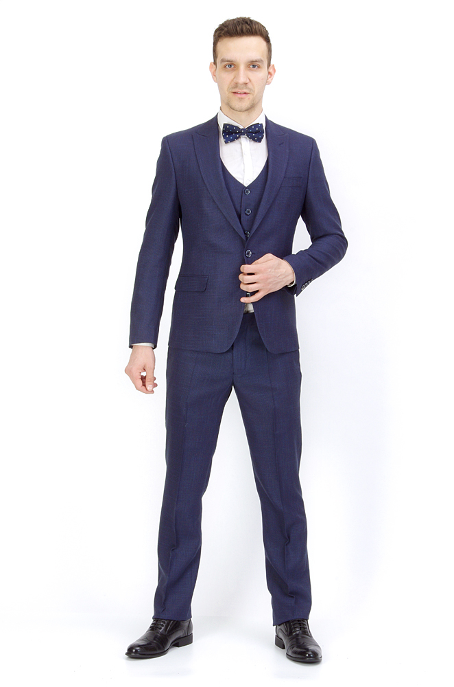 Костюмы Slim Fit ANTONIO ROSSI / Костюм-тройка slim fit IMGP8847.jpg