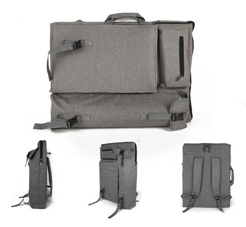 Сумка-рюкзак BOGELINUO для художественных принадлежностей