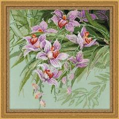 Набор для вышивания Riolis Тропические орхидеи