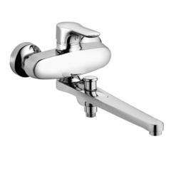 Смеситель для ванны универсальный DN 15 Kludi Objekta 324910575 фото