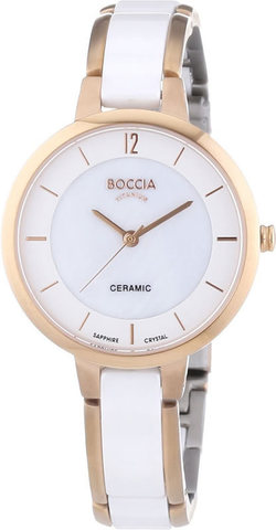Купить Женские наручные часы Boccia Titanium 3236-03 по доступной цене