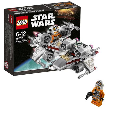 LEGO Star Wars: Истребитель X-wing 75032