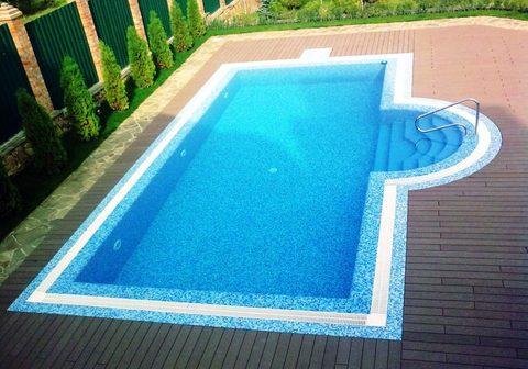 Строительство переливного бассейна в Сочи
