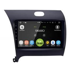 Штатная магнитола на Android 6.0 для Kia Cerato 3 Roximo CarDroid RD-2316F