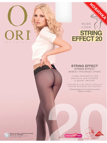 Колготки String Effect 20 Ori
