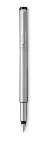 Перьевая ручка Parker Vector F03, цвет: Steel