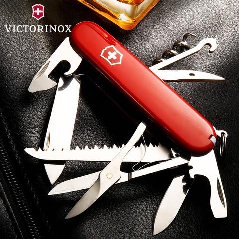 Нож Victorinox Huntsman красный (1.3713)