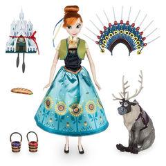 Поющая Кукла Принцесса Анна (Anna) - Холодное сердце (Frozen), Mattel