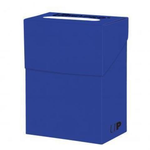 Пластиковая коробочка Ultra-Pro цвета океана