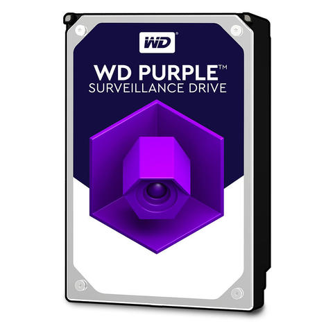 Жесткий диск Western Digital WD Purple 4 TB