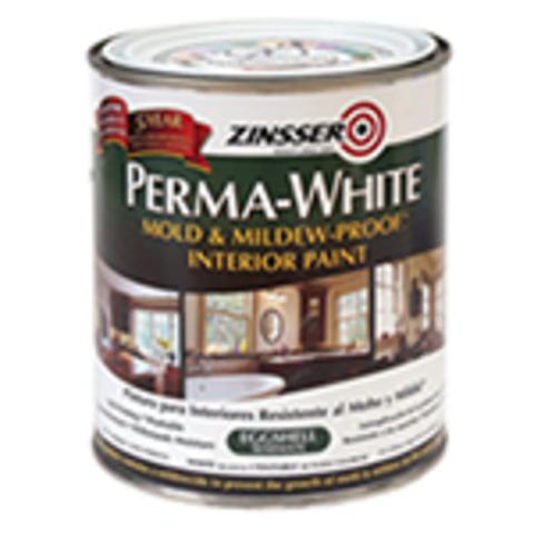 Perma-White Mold&Mildew Proof краска самогрунтующаяся интерьерная для стен