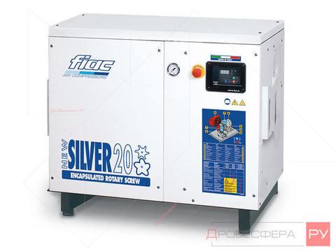 Винтовой компрессор FIAC NEW SILVER 20/10