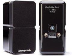 Акустическая система Cambridge Audio Minx Min 22 , Black