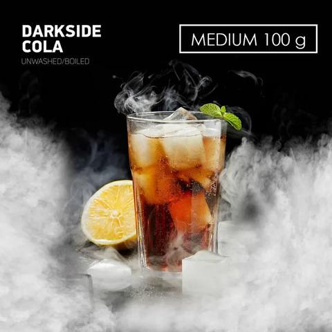 Табак Dark Side 100 г MEDIUM DARKSIDE COLA
